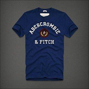 Camiseta Masculina Holli Aber A&F Modelo  15