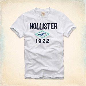 Camiseta Masculina Holli Aber A&F Modelo 17