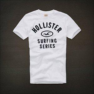Camiseta Masculina Holli Aber A&F Modelo 20