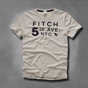 Camiseta Masculina Holli Aber A&F Modelo 23