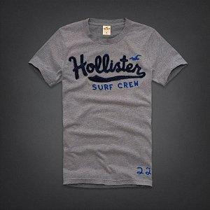 Camiseta Masculina Holli Aber A&F Modelo 26