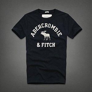 Camiseta Masculina Holli Aber A&F Modelo 40