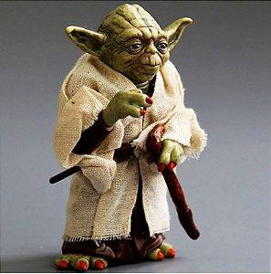 Artigo Colecionável Mestre Yoda