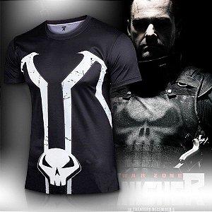 Camiseta Masculina Super-Heróis Modelo 02