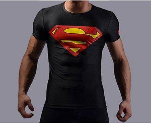Camiseta Masculina Super-Heróis Modelo 14