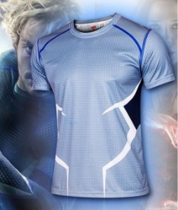 Camiseta Masculina Super-Heróis Modelo 04