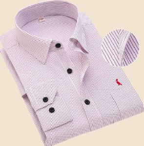 Camisa Masculina Casual Reser Modelo 08