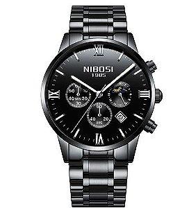 Relógio Masculino Nibosi Stainless Modelo 02