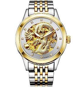Relógio Masculino Dragon