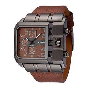 Relógio Masculino Oulm Square