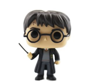 Artigo Colecionável Pop Harry Potter Modelo 01