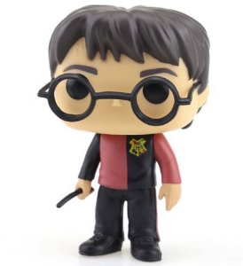 Artigo Colecionável Pop Harry Potter Modelo 02