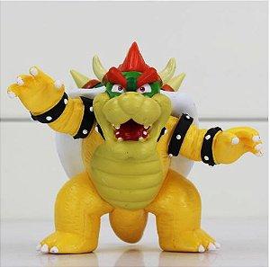 Artigo Colecionável Super Mario Bros Bowser