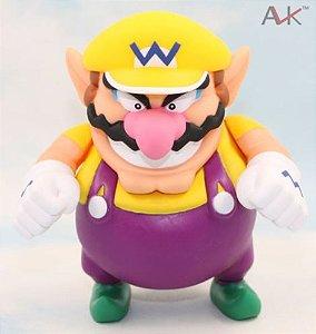 Artigo Colecionável Super Mario Bros  Wario