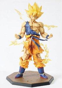 Artigo Colecionável Dragon Ball Son Goku Super Sayajin