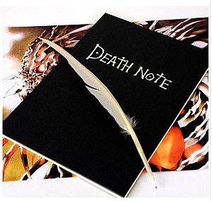 Artigo Colecionável Livro Death Note
