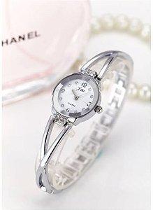 Relógio Feminino Jiu Strass Modelo 02