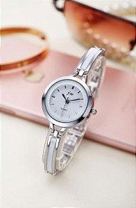Relógio Feminino Jiu Strass Modelo 03
