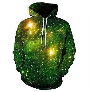 Moletom Masculino Galaxia