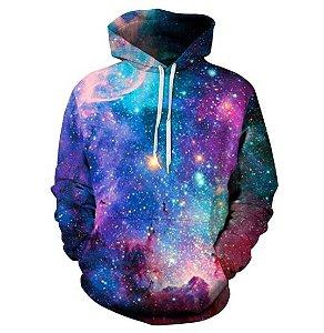 Moletom Masculino Galaxia Modelo 02
