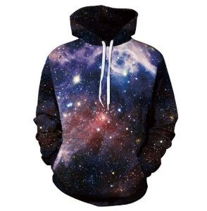 Moletom Masculino Galaxia Modelo 03
