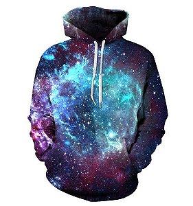 Moletom Masculino Galaxia Modelo 06