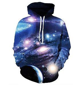 Moletom Masculino Galaxia Modelo 08