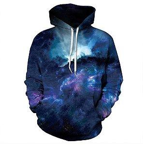 Moletom Masculino Galaxia Modelo 13
