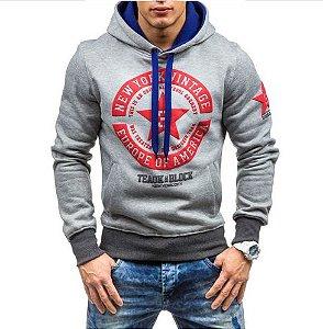 Moletom Masculino Sportswear Com Capuz