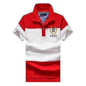 Camisa Polo Masculina Tomm Modelo 01