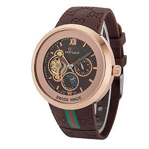 Relógio Masculino  Gucc Modelo 01