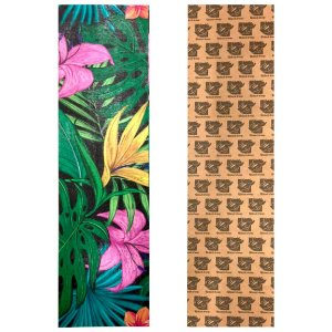 Lixa Para Skate Black Sheep Emborrachada Flowers