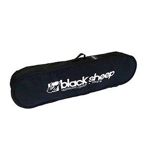 Capa Mochila Bag Skate Semi Long Black Sheep