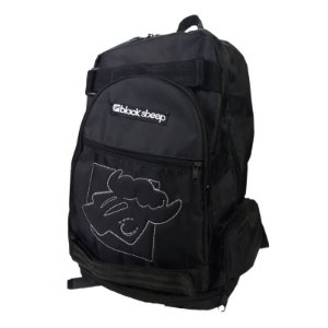 Mochila Black Sheep Fiber Porta Skate