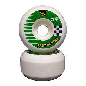Roda Fast 54mm 97A (com 4 rodas)
