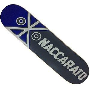 Shape Importado Son Skateboard Maple Naccarato 7.75 (Grátis Lixa Importada)