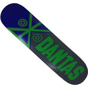 Shape Importado Son Skateboard Maple Dantas 8.0 (Grátis Lixa Importada)