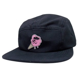 Boné Black Sheep Five Panel Ovelha Preto