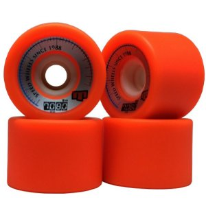 Roda Moska Speed 70mm 80A (com 4 rodas)