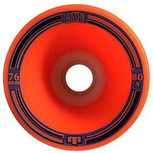 Roda Moska Hussein 76mm 80A (com 4 rodas)