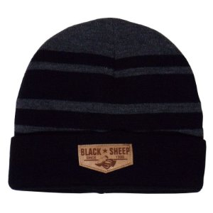 Gorro Black Sheep bi Cinza