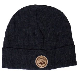 Gorro Black Sheep liso cinza