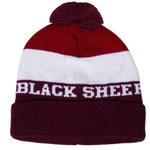 Gorro Black Sheep tric. verm