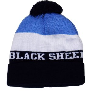 Gorro Black Sheep tric. azul