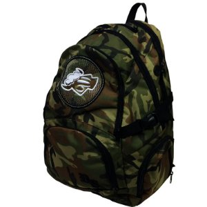 Mochila Black Sheep Big Spin Camuflada