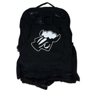 Mochila Black Sheep Melon Porta Skate