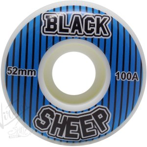 Roda Importada Black Sheep 52mm 100A ( jogo 4 rodas )