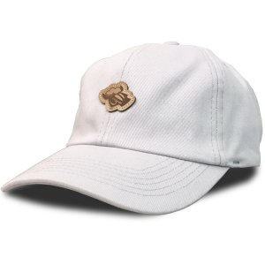 Boné Black Sheep Dad Hat Logo cor Branco