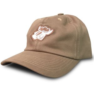 Boné Black Sheep Dad Hat Logo cor Marrom