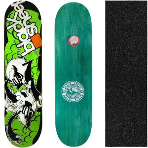 Shape Black Sheep Profissional Verde 8.0 + Lixa Grátis